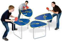 Table Tennis for Four!
