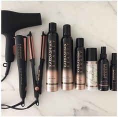 The Kardashian Beauty Hair Products