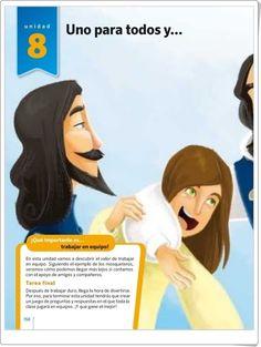 Unidad 8 de Lengua de 6º de Primaria Disney Characters, Fictional Characters, Late Homework, Interactive Activities, Unity, United States, Classroom, Words, Disney Face Characters