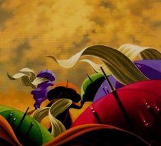 claude theberge art paintings