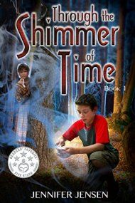 Through The Shimmer Of Time by Jennifer Jensen ebook deal