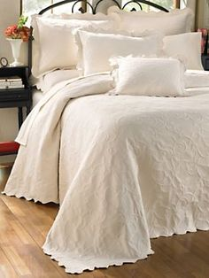 Florentina® Matelasse Bedding   LinenSource