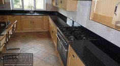 "Angolan Blue Granite ""Your guys were prompt, polite, helpful and have done a very professional job. My wife and I certainly would not hesitate to recommend your company to others in future. Thank you also for your help and assistance when we first made our enquiry."" #GraniteWorktops"