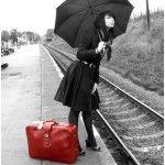 non rimandare niente... non aspettare nessuno... nessuno ti renderà felice... se non te stesso...