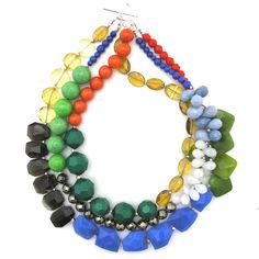 Love of Variety necklace by Elva Fields