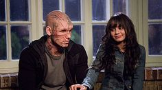 """Vanessa Hudgens as Lindy and Alex Pettyfer as Kyle/Hunter in """"Beastly"""" (2011)"""