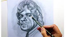 Cómo Dibujar Retratos y Rostros, Capítulo 1  Curso técnicas de dibujo