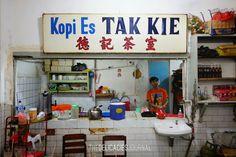 KOPI ES TAK KIE, JAKARTA   Jakarta Food Blogger : THE DELICACIES JOURNAL
