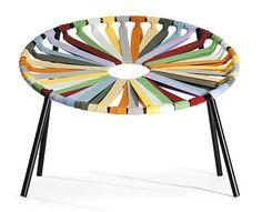 The LASTIKA chair for LAGO by Velichko Velikov