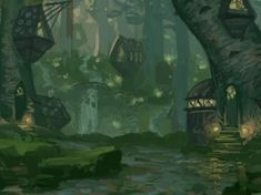 x 7c1ec78c jpg 604×452 Fantasy concept art Fantasy art landscapes Fantasy forest