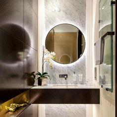 Καθρέπτες με κρυφό φωτισμό, μοντέρνοι και πρακτικοί!
