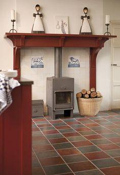 La DécoHollandaise - j'aime , après l'anglaise c'est la plus belle des - CUISINES - + METEO ? et bien elle est chouette ! - El' Lefébien Decor, Deco, Home Decor, Home Deco, Fireplace