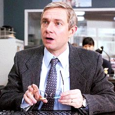 Just watched Martin Freeman in the first episode of FARGO, and holy crap, what a ride!! This was worth waiting for! NOTE: Second-episode previews include spoilers, so if you're like me and want to be surprised, don't stick around for those.