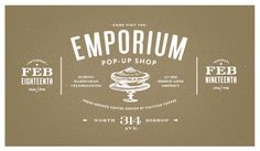 Pop-up pie shop.  Corner Market. 426 Greenville Avenue, Dallas, TX