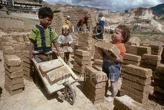 Child Labor - Around the World | Jean Pierre Laffont