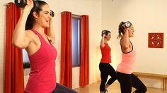 10-Minute Bikini Tone-Up: Arms and Shoulders