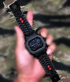 Stylish Watches, Luxury Watches For Men, Cool Watches, G Shock Watches Mens, G Shock Men, Tactical Watch, Seiko Mod, Digital Playground, Dream Watches