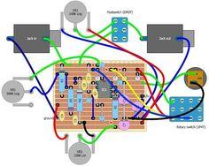 DIY Guitar Pedal Diy guitar pedal, Guitar pedals, Guitar