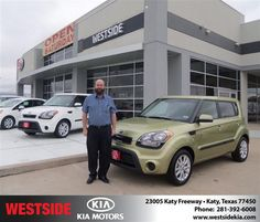 #HappyBirthday to William E Krick from Everyone at Westside Kia!