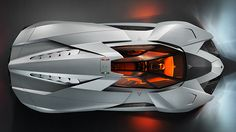 Egoista overview The Lamborghini Egoista – The Maddest Bull Ever