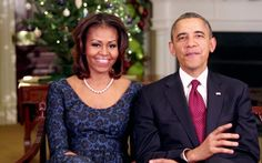 President Barack Obama and First Lady Michelle Obama Wish Everyone a Merry Christmas and Happy Holidays
