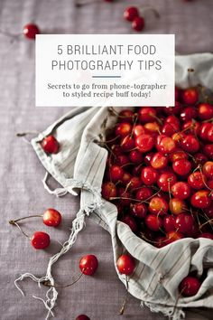 Food Photography 5 Brilliant Food Photography Tips.