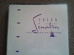 Frank Sinatra - The Capitol Years - 3 CD Box Set - 1990