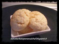 Amaretti di Pasta di Mandorle ~ Fabio Barbato Personal Chef