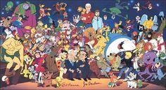 desenhos animados antigos - Pesquisa Google