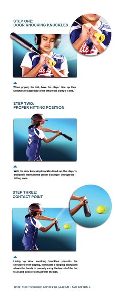Backyard Tips: Gripping a Bat for Baseball or Softball