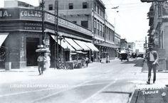Calle Aduana esq E.Carranza