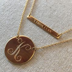Love these necklaces from Stella and dot!