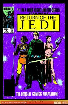 STAR WARS: RETURN OF THE JEDI (1983) #1