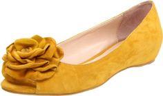 yellow flat