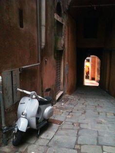 Perugia / Italy / Vespa 50