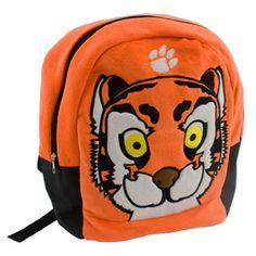 4df89dcfec69 Clemson Tigers Mini Plush Backpack  clemson