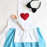 Kit Avental Infantil Coleção Princesas - Alice