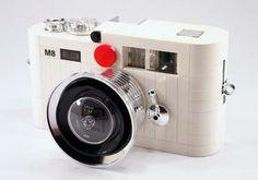Lego Leica M8 Viewfinder Camera