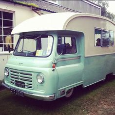 This would be fun to camp in!