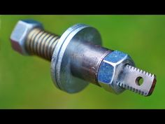 TOP 8 POPULAR USEFUL IDEAS - YouTube Metal Bending, Metal Shop, Homemade Tools, Cool Inventions, Useful Life Hacks, Hacks Diy, Science And Technology, Metal Working, Make It Yourself