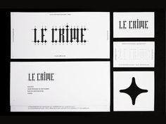 Galerie / Un studio AAAAA connaître / étapes: design & culture visuelle