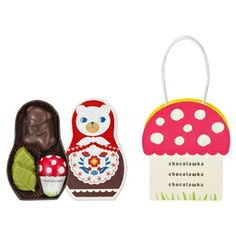 matryoshka bear chocolate♡