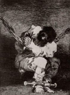 Francisco de Goya y Lucientes (Prisoner (I))