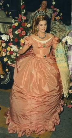"""gracepatri: """" Princess Grace at the Ball of the centenary in 1966. """""""