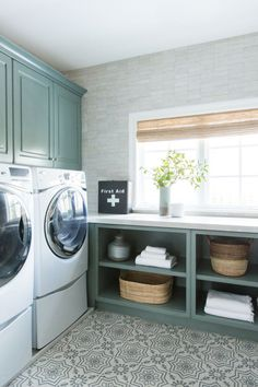 Before/After Laundry Room Transformation — STUDIO MCGEE