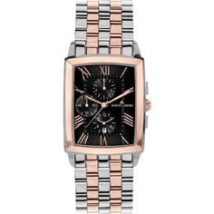 Men's Wrist Watches - Jacques Lemans Mens 11609H Bienne Classic Analog Chronograph Watch >>> Be sure to check out this awesome product.