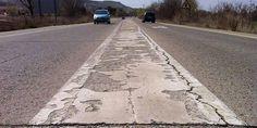 Las carreteras españolas obtienen la peor nota en 25 años