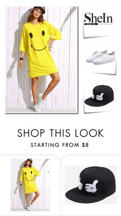 """SheIn 7/IX"" by emina-095 ❤ liked on Polyvore featuring shein"