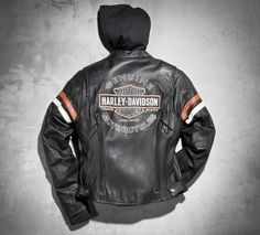 Grab ahold of iconic style. | Harley-Davidson Bar & Shield Collection