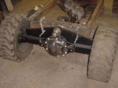Mini-Tractor (part 2) - DIY | Mother earth news, Tractor and Tractor ...